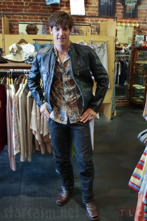 Breaking Amish LA Matt Bristol fashion designer