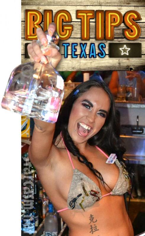 Big Tips Texas Claire Redneck Heaven