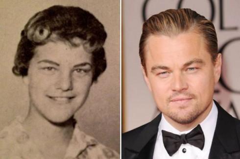 Judy Zipper Leonardo DiCaprio Lookalike