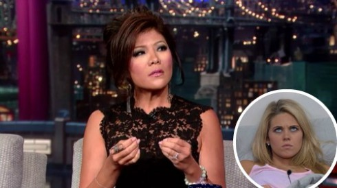 Julie Chen comments on racism, Aaryn Gries