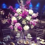 Kailyn Lowry wedding flowers photo