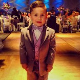 Kailyn Lowry wedding son Isaac tuxedo