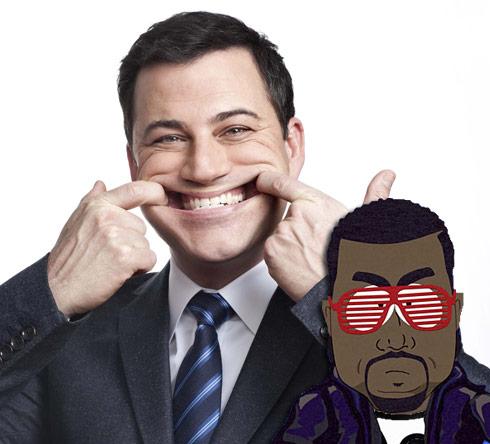Kimmel-versus-Kanye