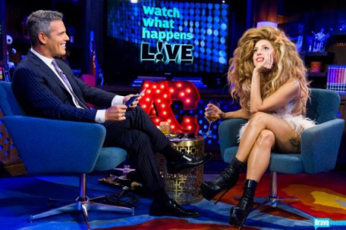 Andy Cohen Watch What Happens Live