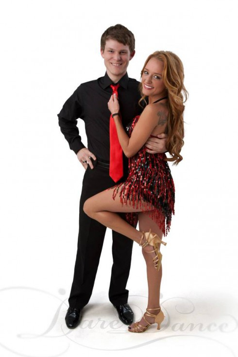 Maci Bookout Dare to Dance charity dancing event like Dancing with the Stars