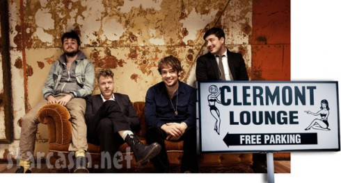 Mumford & Sons scuffle at Clermont Lounge strip club in Atlanta