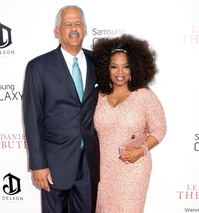 Oprah dating stedman