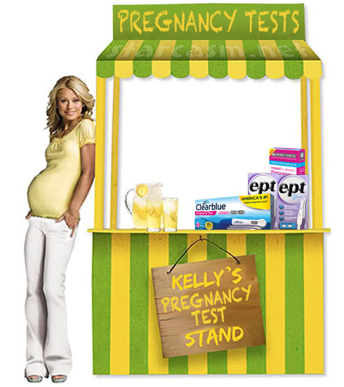 Pregnancy test stand for positive tests for sale on Craigslist article