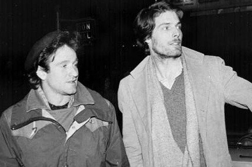 Robin Williams and Christopher Reeves friendship