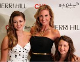 Duck Dynasty Korie Robertson with daughters Sadie Robertson and Bella Robertson