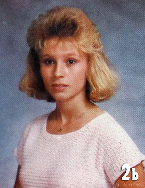 Tamra Barney high school yearbook photo when she was Tamra Waddle