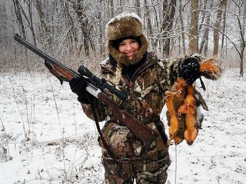 Teresa Vail Hunting