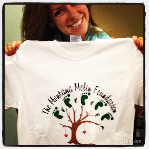 Typhani Morgan charity Montana Melin Foundation