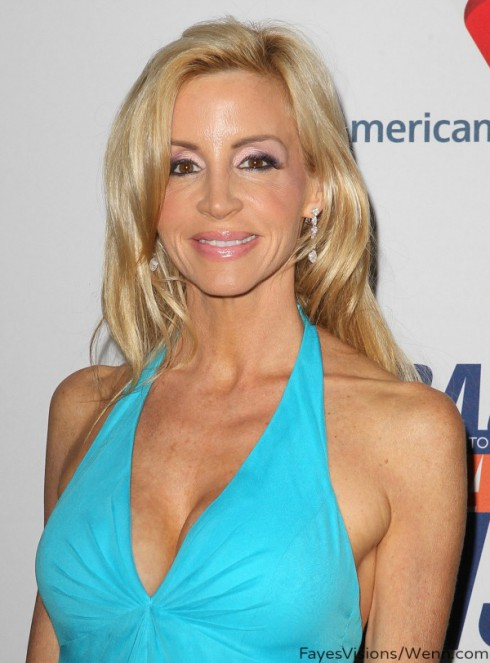 Camille Grammer Abused