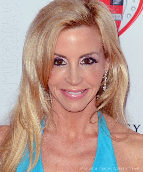 Camille Grammer has hysterectomy after cancer diagnosis