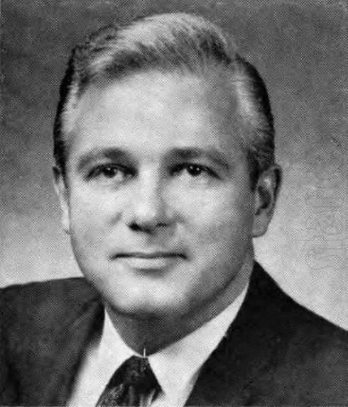 Louisiana Governor Edwin Edwards in 1969