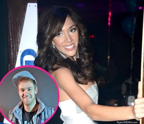 Farrah Abraham Boyfriend Brian Dawe