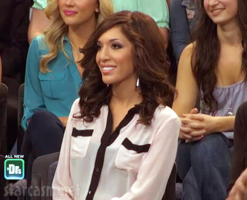 Teen Mom Farrah Abraham on The Doctors