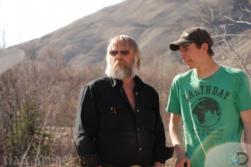 Parker Schnabl and Tony Beets