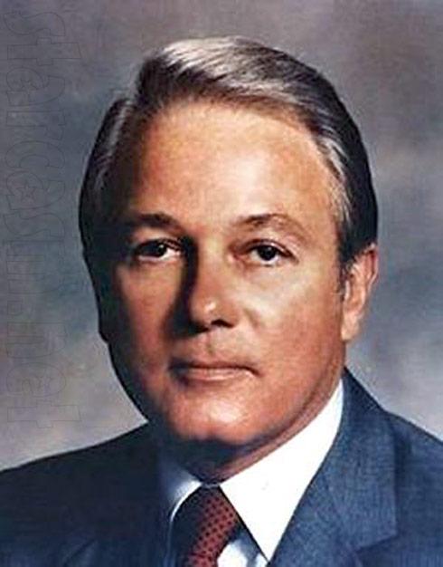 Louisiana Governor Edwin Edwards portrait