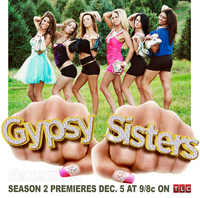 Gypsy Sisters Season 2 cast photos and info