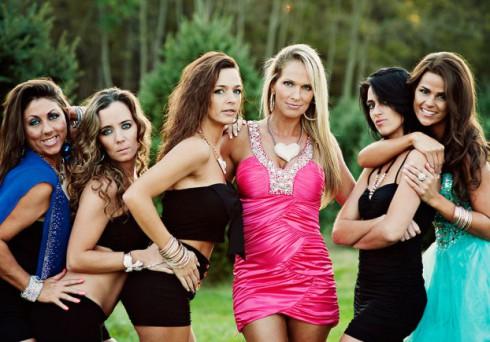 Gypsy Sisters Season 2 cast Sheena Annie Kayla Nettie Mellie JoAnn