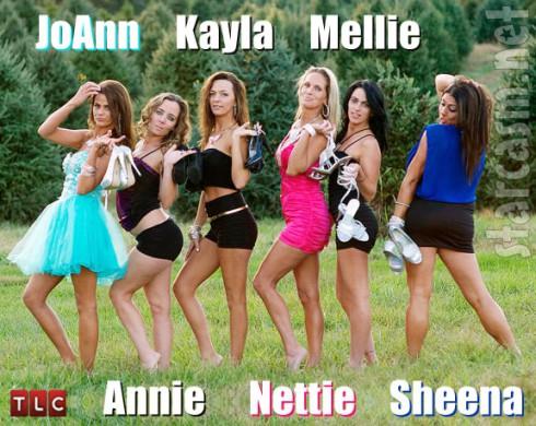 Gypsy Sisters Season 2 cast JoAnn Annie Williams Kayla Williams Nettie Stanley Mellie Stanley Sheena