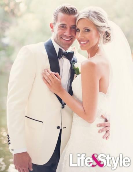 Jason Wahler Married - Ashley Slack