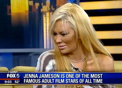 Jenna Jameson Good Day New York interview