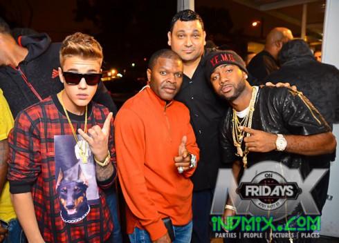 Justin Bieber NOX Houston