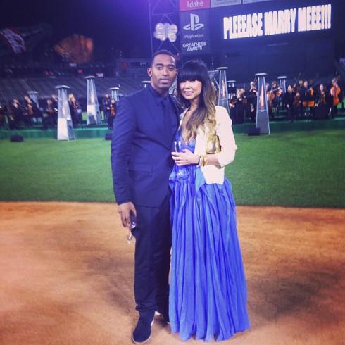 Kanye West and Kim Kardashian proposal Tracy Nguyen