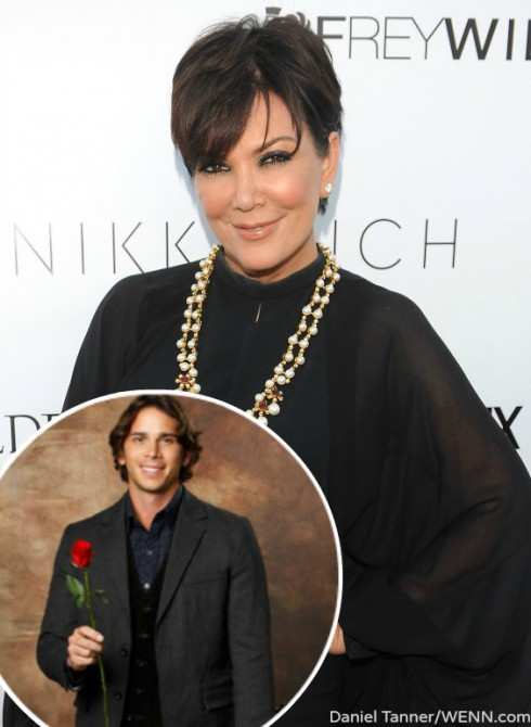 Kris Jenner Ben Flajnik Dating Rumors