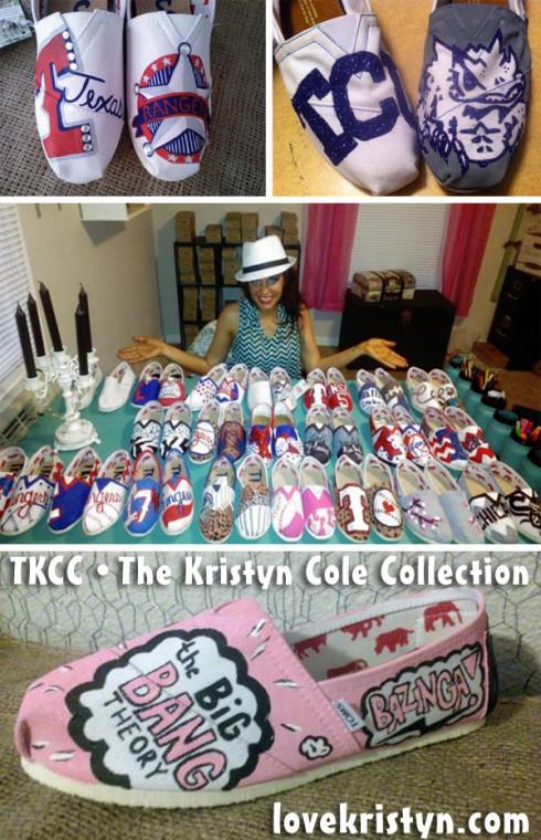 Big Tips Texas Kristyn Cole Collection TKCC