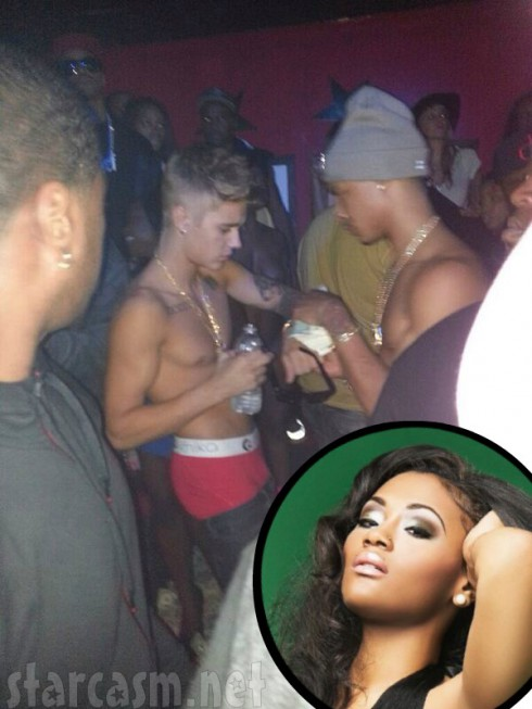 Lira Galore - Justin Bieber Strip Club
