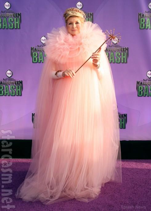 Martha Stewart Hub Network Halloween costume contest judge 2013
