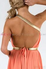 Melissa Gorga Nicole Bakti RHONJ Reunion dress back 2