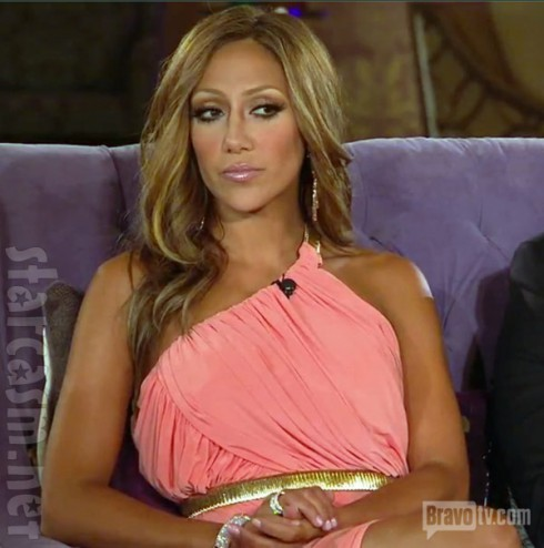 Melissa Gorga Real Housewives of New Jersey Season 5 Reunion Special