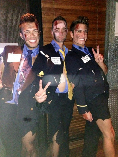 Offensive Halloween Costumes - Asiana Crash