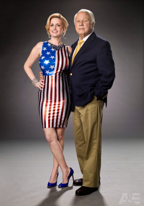 A&E The Governor's Wife Trina Edwards and Edwin Edwards