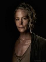 Carol Peletier official The Walking Dead Season 4 cast portrait Melissa McBride