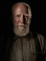 Hershel Greene official The Walking Dead Season 4 cast Portrait Scott Wilson