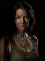 Maggie Greene official The Walking Dead Season 4 cast Portrait Lauren Cohan