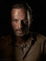Rick Grimes official portrait photo The Walking Dead Season 4 Andrew Lincoln