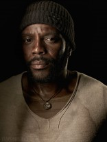 Tyreese The Walking Dead Season 4 official Portrait Chad L. Coleman