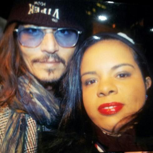 Vanessa Sky - Johnny Depp