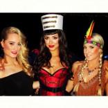 Kim Richards' daughters Whitney Farrah and Brooke Halloween 2013