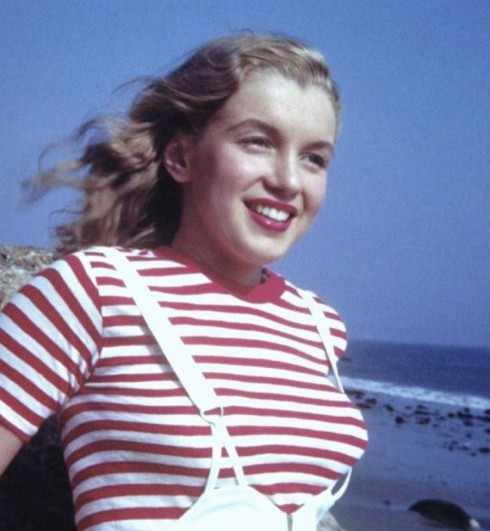 Young Marilyn Monroe William Carroll