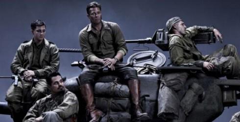 Fury Brad Pitt Sex Scenes