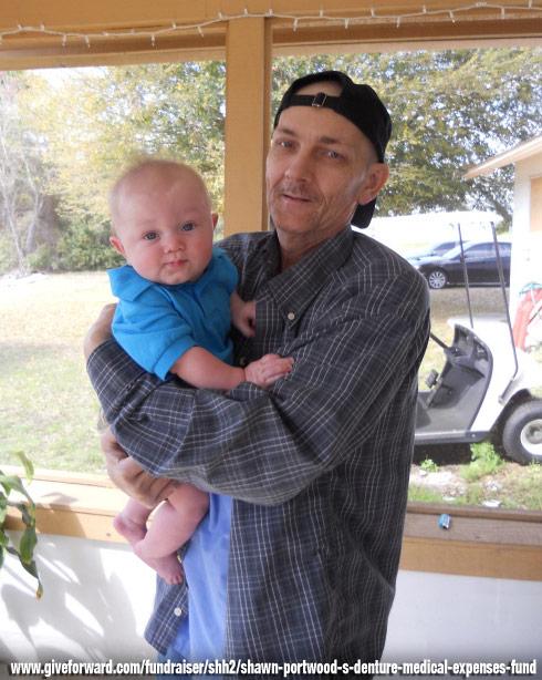 Teen Mom Amber Portwood's dad Shawn Portwood Sr