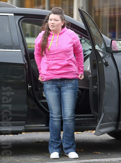 Amber Portwood released from prison photo